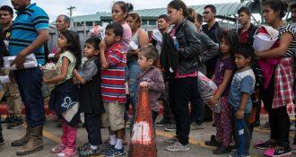 Progressive US Judge Blocks Deportations Of Migrant Families Under Trump-Era Order
